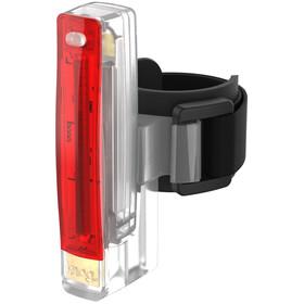 Knog Plus LED baglys, rød